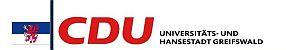 CDU Stadtverband Greifswald Logo